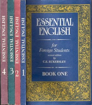 Eckersley C.E. Essential English for Foreign Students